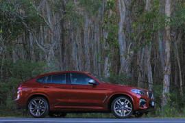 BMW X4 M40i G02
