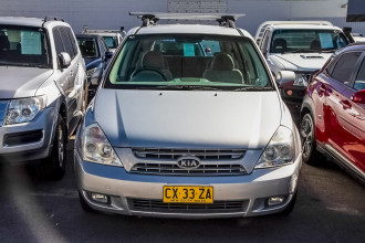 2009 Kia Grand Carnival VQ EXE Wagon