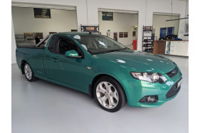2012 Ford Xr6 FG MKII ECOLPI Utility Image 4