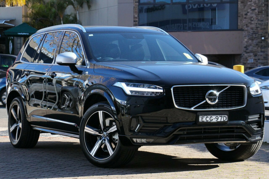 2018 MY19 Volvo XC90 L Series D5 R-Design (AWD) Suv Mobile Image 1