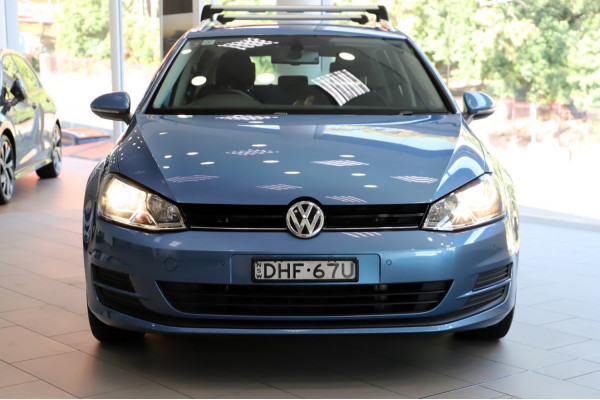 2016 Volkswagen Golf VII  92TSI Comfrtline Wagon Image 4