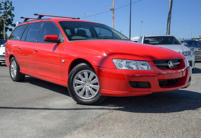 2007 Holden Commodore VZ MY07 Acclaim Wagon