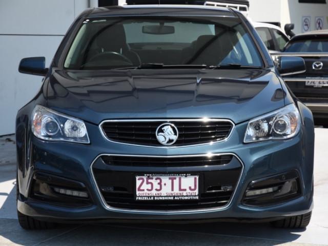 2013 MY14 Holden Commodore VF MY14 SV6 Sedan