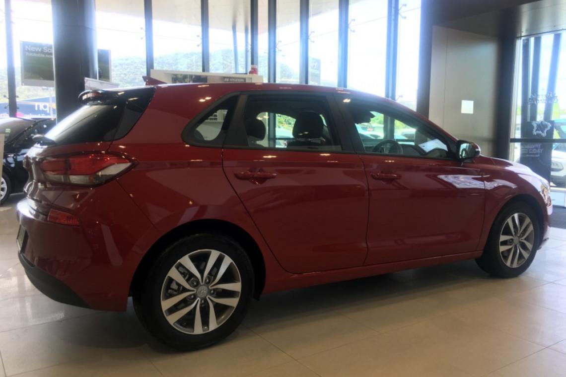 2018 MY19 Hyundai i30 PD2 Active Hatch