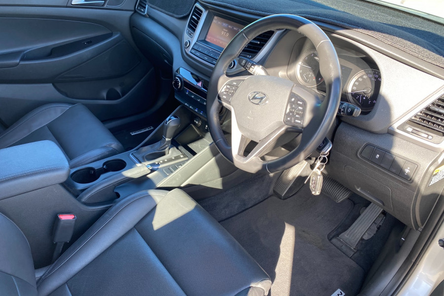 2015 Hyundai Tucson TL Active X Suv Image 7