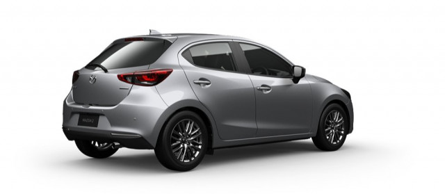 2020 Mazda 2 DJ Series G15 Evolve Hatchback Mobile Image 12
