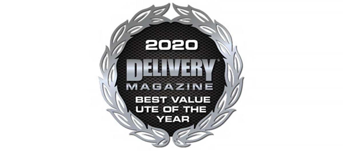 Musso MUSSO WINS BEST VALUE UTE OF THE YEAR