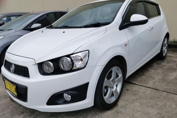 Holden Barina CDX TM