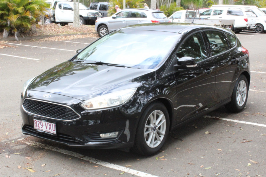 2015 Ford Focus Trend Image 4