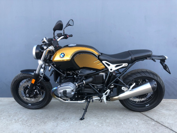 2019 BMW R Nine T Pure OPTION 719 Motorcycle