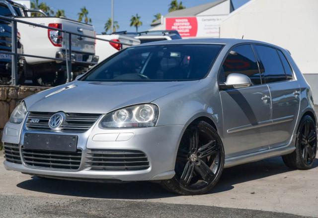2008 Volkswagen Golf V MY08 R32 Hatchback