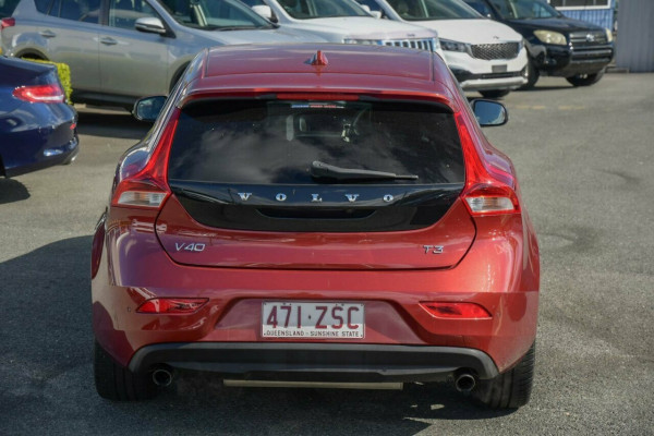 2016 Volvo V40 M Series MY16 T3 Adap Geartronic Kinetic Hatchback Image 4