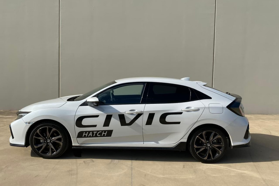 2020 MY19 Honda Civic Hatch 10th Gen RS Hatchback