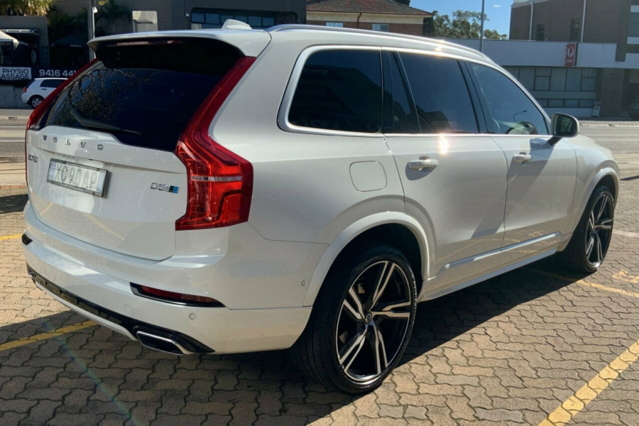 2017 Volvo XC90 L Series D5 Geartronic AWD R-Design Suv Mobile Image 4