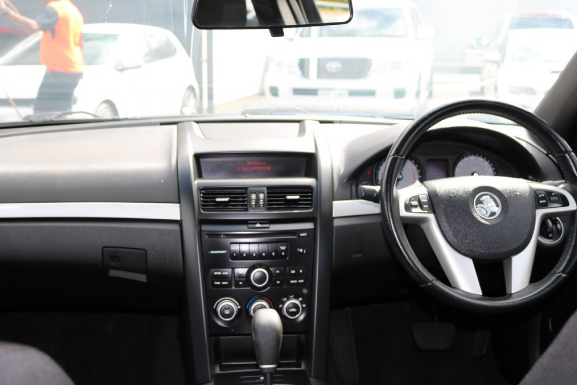 2009 MY09.5 Holden Commodore VE MY09.5 SV6 Sedan