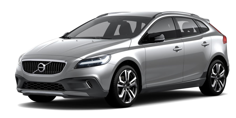 2017 MY18 Volvo V40 M Series T5 Cross Country Pro Sedan