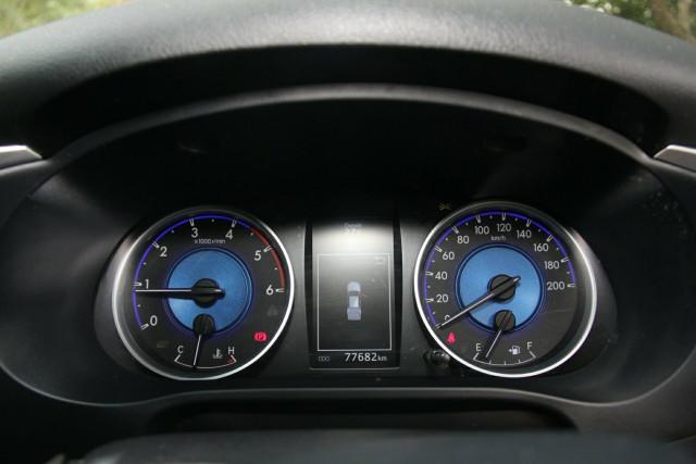 2016 Toyota Hilux GUN126R SR5 Double Cab Utility