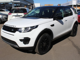 Land Rover Discovery Sport Si4 177kW - SE L550  Si4 177kW