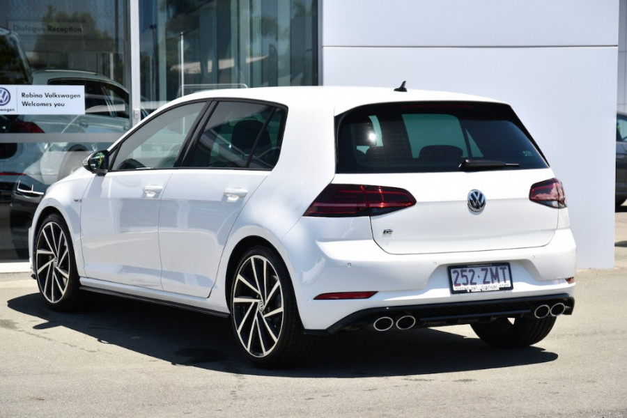 2019 MY20 Volkswagen Golf 7.5 R Hatchback