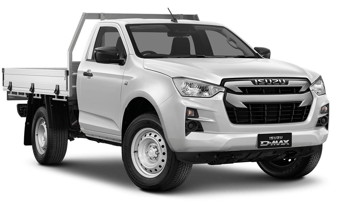 2020 MY21 Isuzu UTE D-MAX SX 4x2 Single Cab Chassis Cab chassis