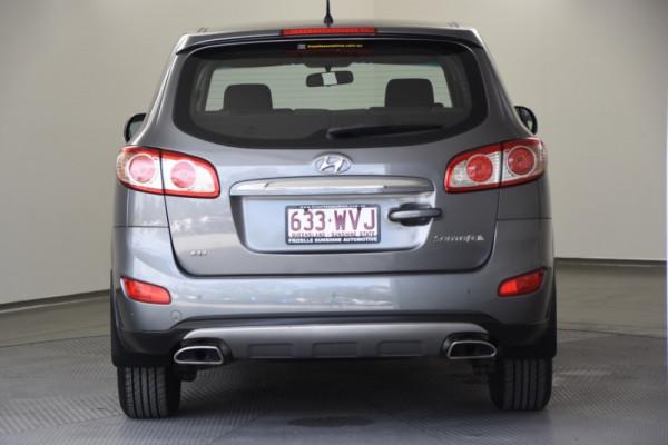 2011 Hyundai Santa Fe CM MY10 SLX Suv Image 4