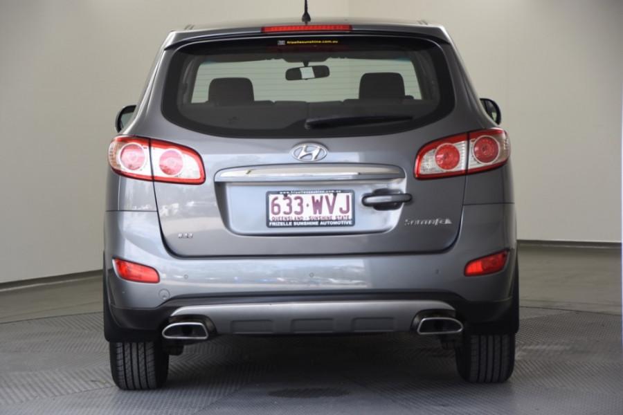 2011 Hyundai Santa Fe CM MY10 SLX Suv