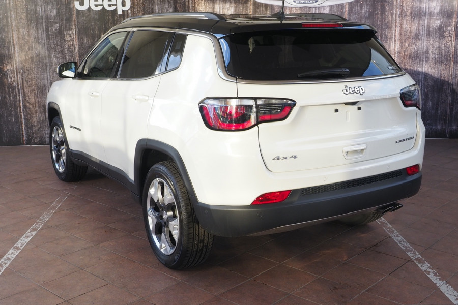 2020 Jeep Compass M6 Limited Suv Image 24