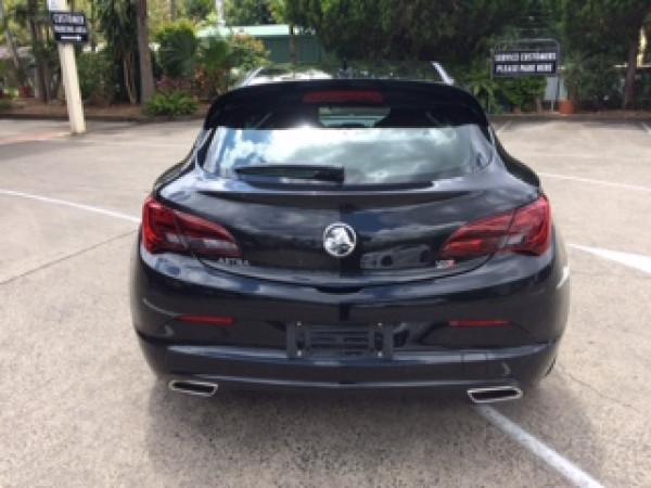 2015 Holden Astra PJ MY15.5 VXR Hatchback