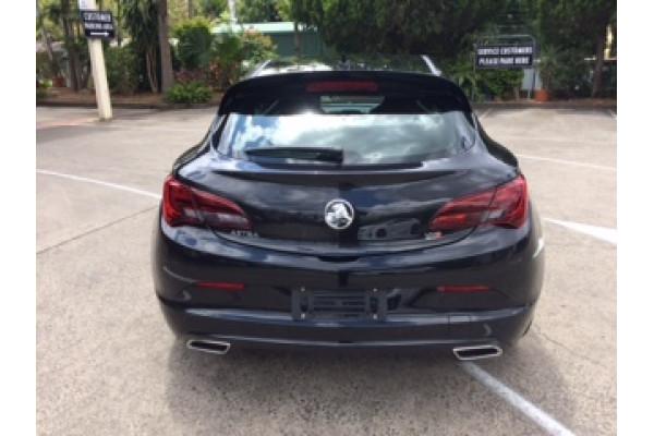2015 Holden Astra PJ MY15.5 VXR Hatchback Image 3