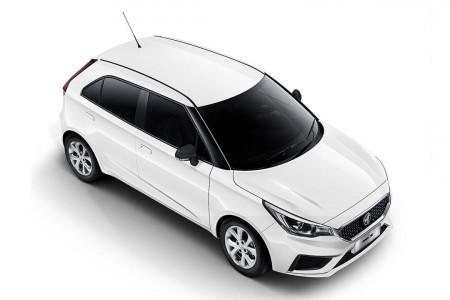 2021 MY20 MG MG3 SZP1 Core with Nav Hatchback Image 2