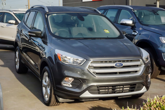 2017 MY17.5 Ford Escape ZG Trend AWD Suv