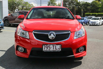 2013 MY14 Holden Cruze JH Series II MY14 SRi-V Sedan Image 5
