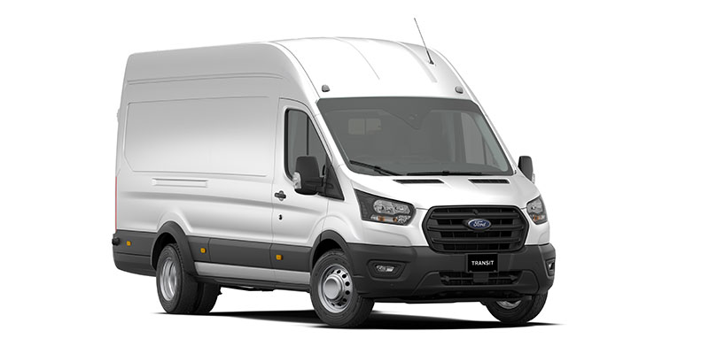 470E Jumbo Van
