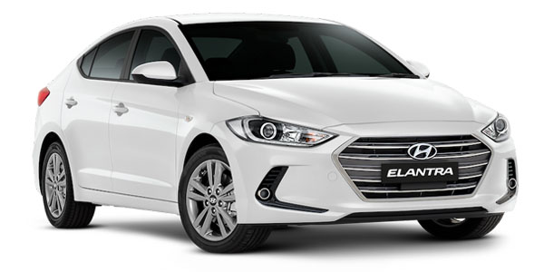 2018 Hyundai Elantra AD Active Sedan