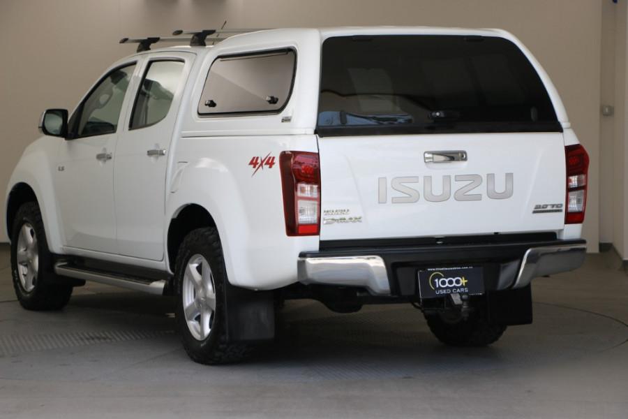 2015 Isuzu Ute D-MAX MY15 LS-U Utility Image 3