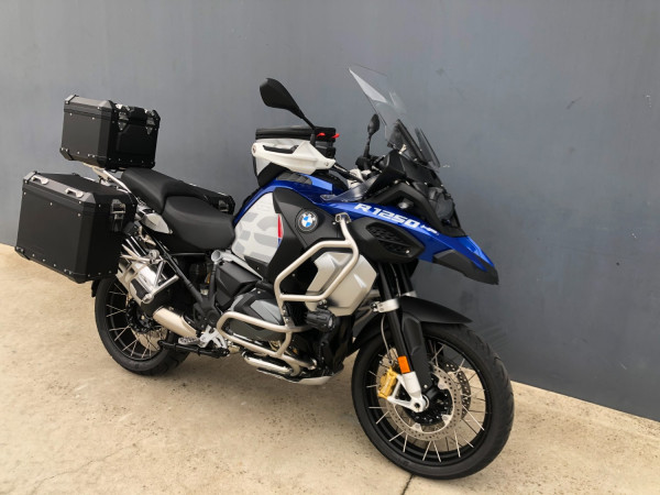 2020 BMW R1250GS Adventure RallyE Motorcycle