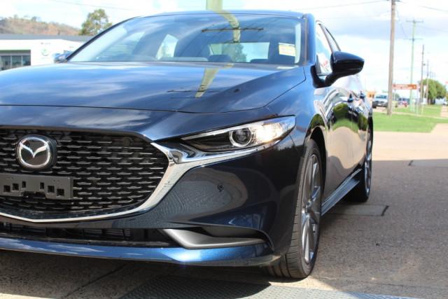 2019 Mazda 3 BP G25 Evolve Sedan Sedan Image 3