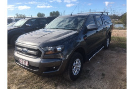 2018 Ford Ranger PX MKII 2018.00MY XLS Utility Image 2