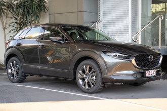 2021 Mazda CX-30 DM Series G20 Astina Wagon Image 3