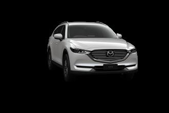 2021 Mazda CX-8 KG Series Sport Suv Image 5