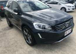 Volvo XC60 D5 Luxury DZ MY16