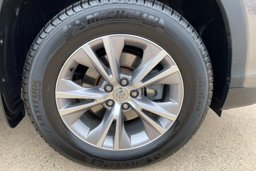 2014 MY15 Toyota Kluger GSU50R GXL 2WD Suv Image 7