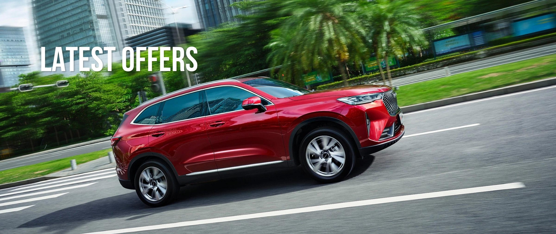 GWM Haval Offers and Specials