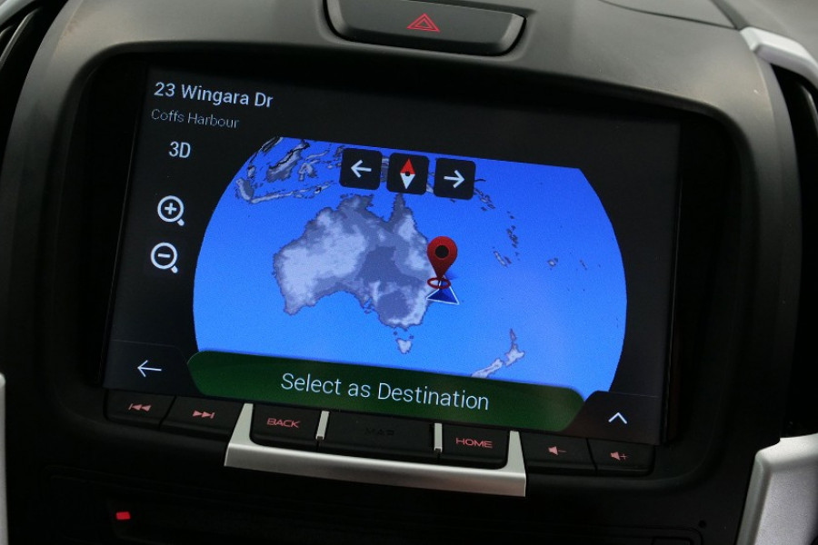 2019 Isuzu UTE D-MAX LS-T Crew Cab Ute 4x4 Utility Image 13