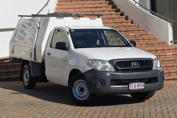 Toyota HiLux Workmate TGN16R MY10