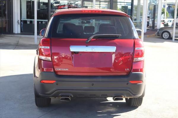 2016 Holden Captiva CG MY16 LS Suv
