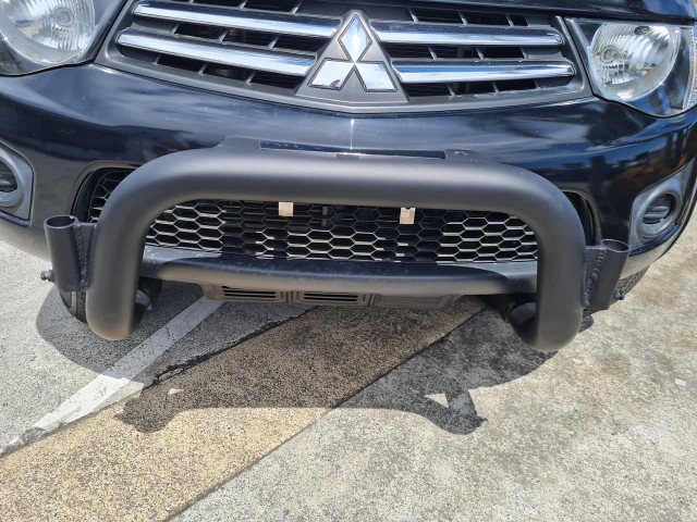 2015 Mitsubishi Triton MN MY15 GLX Utility Image 4