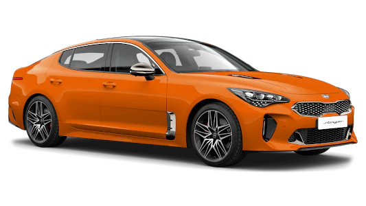 2021 Kia Stinger CK GT Sedan