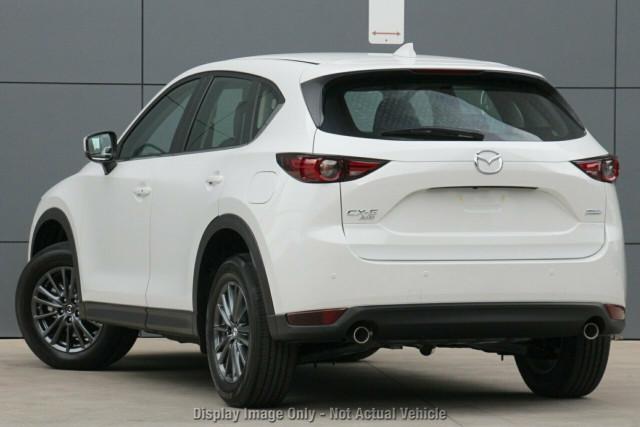 2020 Mazda CX-5 KF Touring Suv Image 3