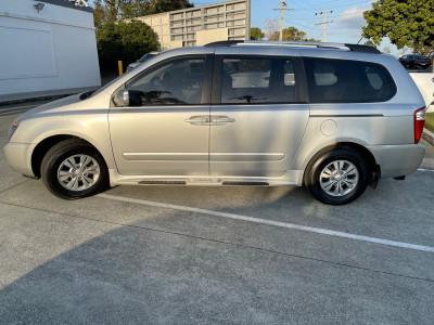 2012 Kia Grand Carnival VQ MY13 S Wagon
